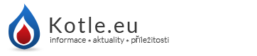 Kotle.eu – Kotle na tuhá paliva - informace a rady. Logo